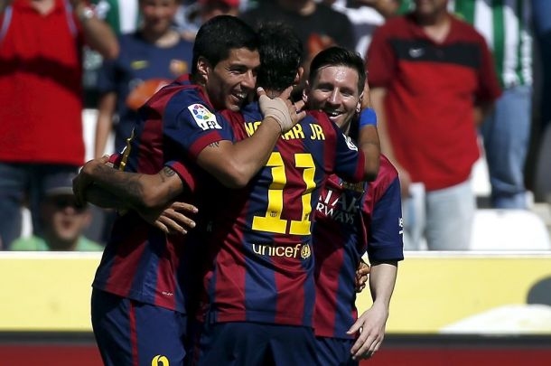 Le génie, c'est Messi