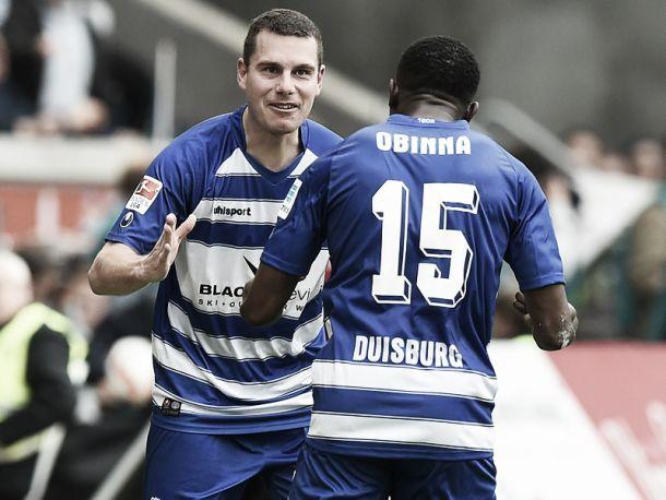 MSV Duisburg 1-1 SC Freiburg: Resilient Zebras half Freiburg's charge