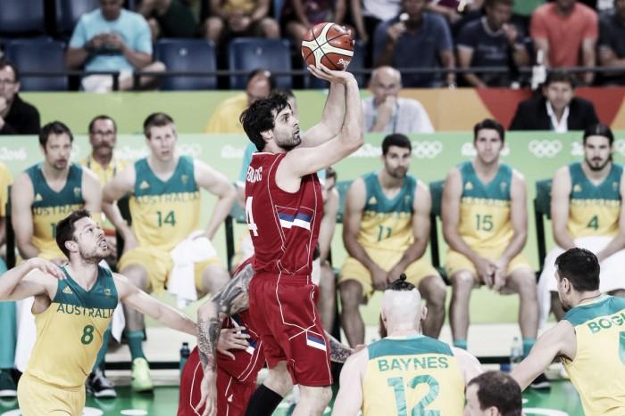 Rio 2016, basket maschile: Teodosic trascina la Serbia in finale. Demolita l'Australia (61-87)