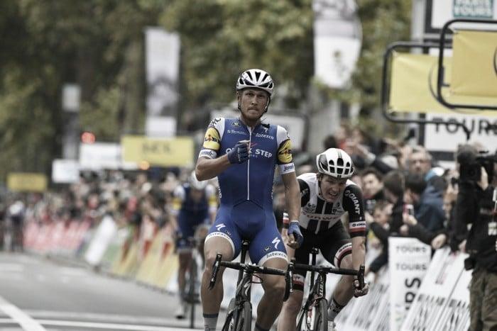 Parigi-Tours 2017, Matteo Trentin chiude in bellezza