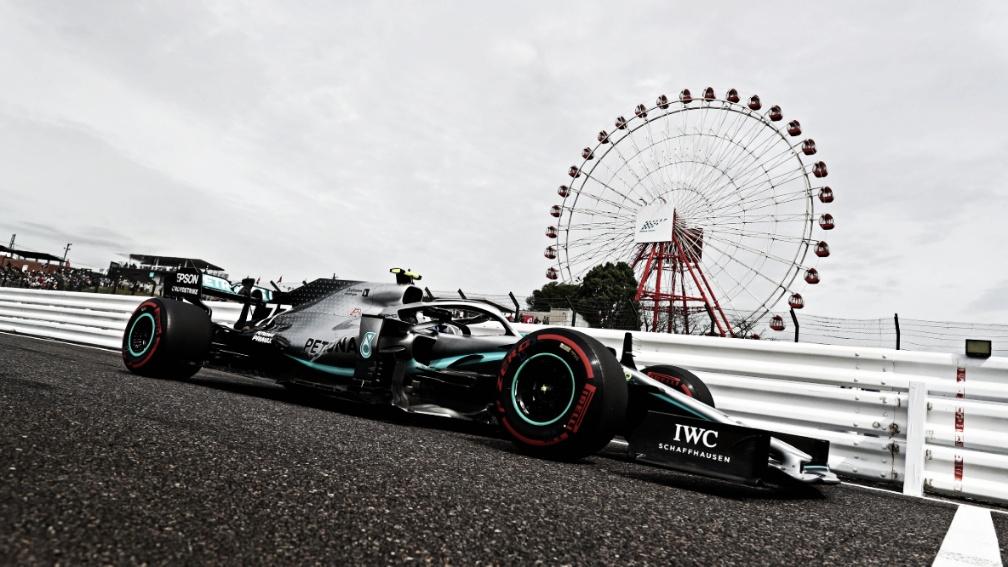 Melhores momentos treino classificatório GP Japão 2019