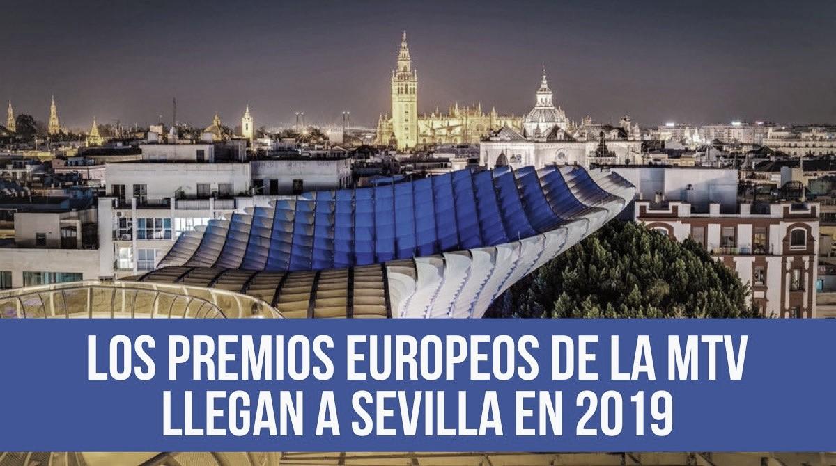 Los MTV EMA volverán a España en 2019 y los jóvenes podrán formar parte de la organización