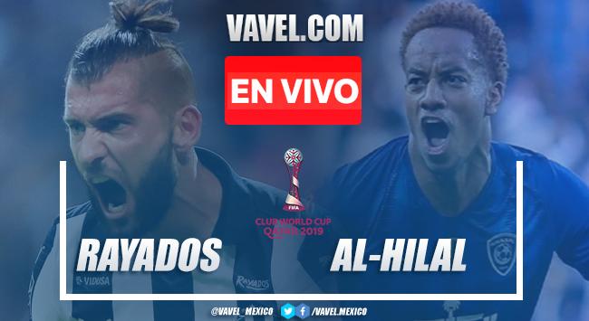 Goles, Resumen y Penales: Monterrey 2(4)-(3)2 Al-Hilal in Mundial de Clubes 2019