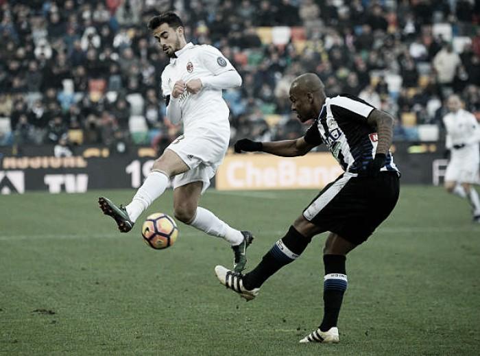 Embalado por goleada na Europa League, Milan mede forças com Udinese no San Siro