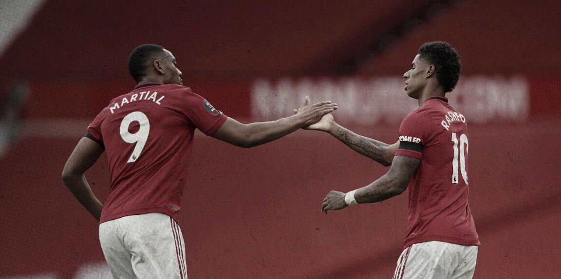 Man United sofre empate do Southampton e perde chance de chegar à zona de Champions