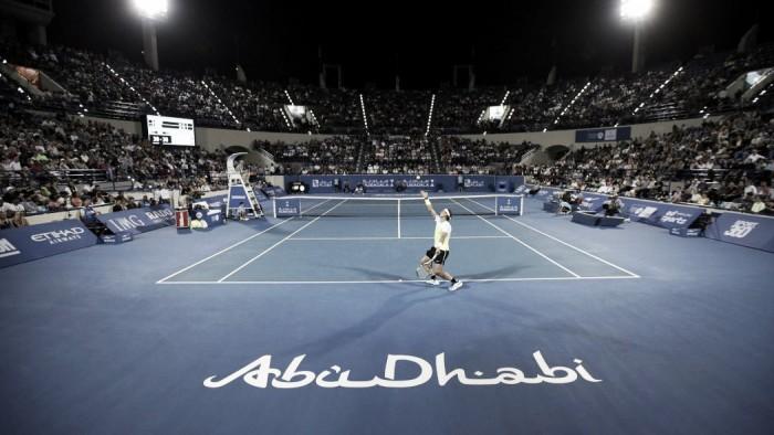 El Mubadala World Tennis Championship ya tiene emparejamientos