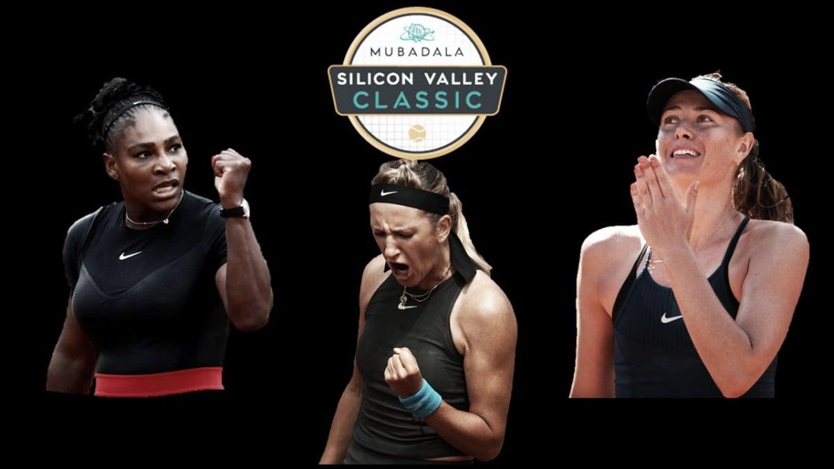 WTA San Jose: Serena Williams, Maria Sharapova, and Victoria Azarenka headline packed field