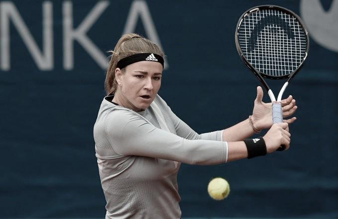Muchova derrota Pera em Praga e avança à primeira final WTA na carreira