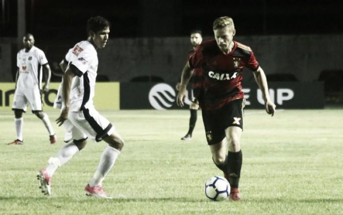 Análise: em jogo de R$ 1 milhão, Sport garante vaga sem empolgar torcedores