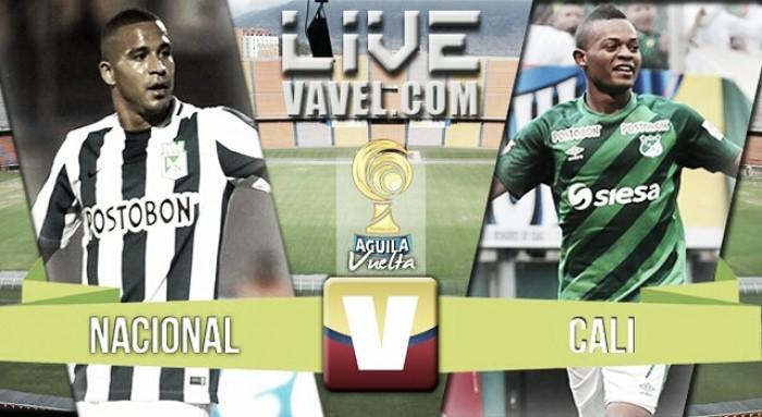 Resultado Nacional 3-0 Deportivo Cali en vuelta de final de Superliga 2016 (3-0)