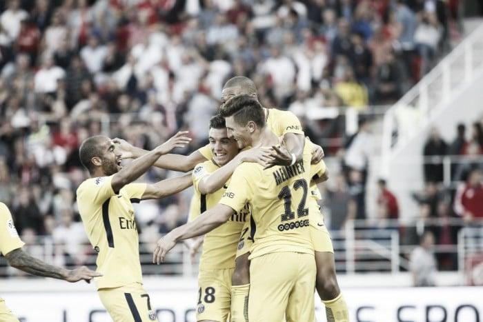 Previa Anderlecht - Paris Saint-Germain: el equipo parisino en busca de extender su liderato en toda Europa.