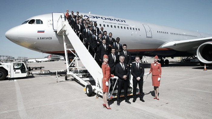 Manchester United fly out to China and announce squad for pre-season games