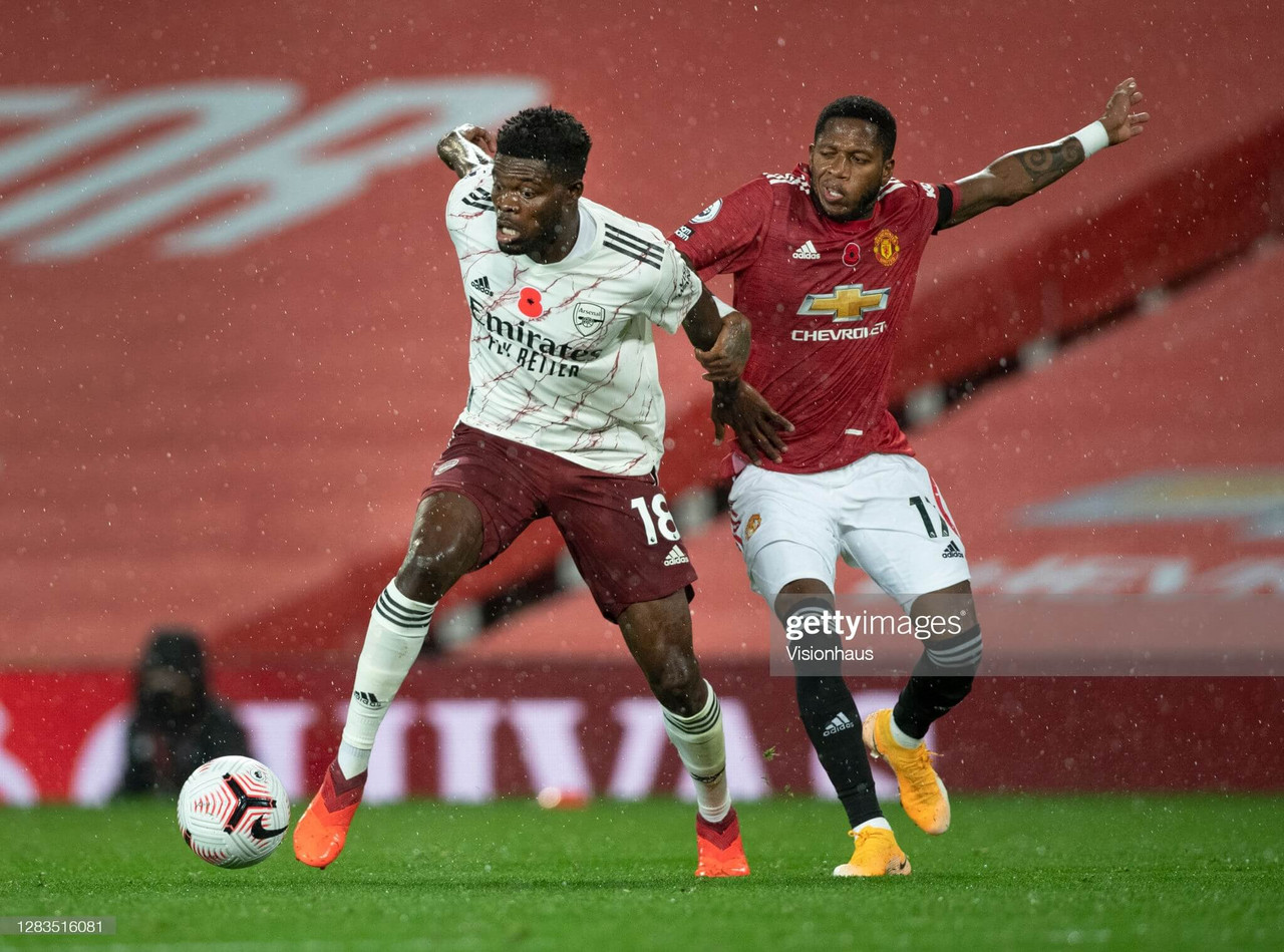 Arsenal vs Manchester United: Team News