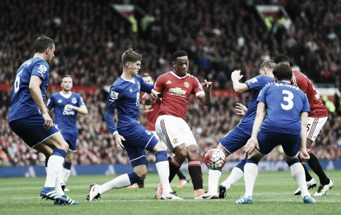 Manchester United 1-0 Everton analysis: The Blues miserable season and Old Trafford record continues