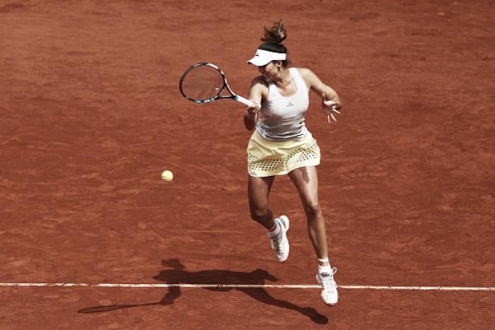 Roland Garros: Radwanska, Muguruza e Halep estão na terceira rodada