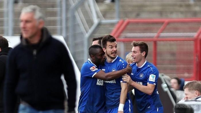 Karlsruher SC 2-0 Hannover 96: KSC grab huge win at Hannover's expense