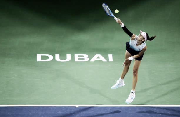 Muguruza se cita con Svitolina en los octavos de final de Dubai
