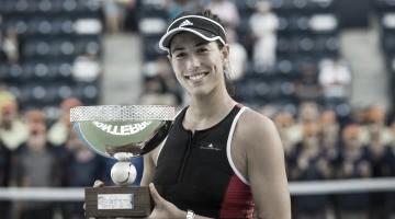 Previa WTA Monterrey: Muguruza defiende su corona en México