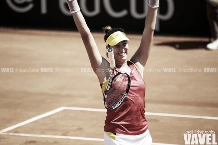 Luanvi vestirá a los equipos españoles de Copa Davis y Fed Cup