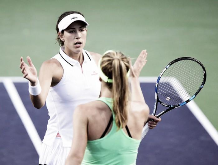 WTA Rome semifinal preview:Garbiñe Muguruza vs Elina Svitolina
