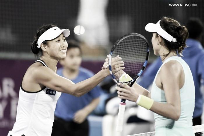 WTA Miami third round preview: Garbiñe Muguruza vs Zhang Shuai