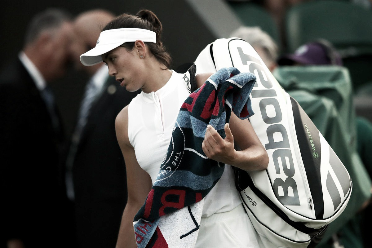 Muguruza desiste em Montreal e aumenta dúvidas sobre participação no US Open