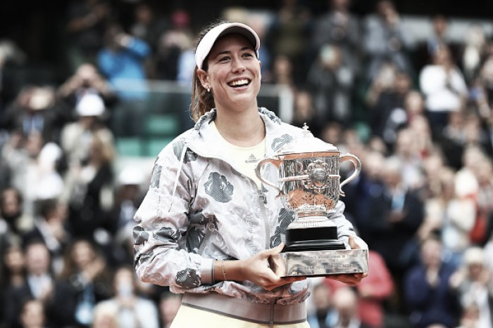2016 WTA Finals player profile: Garbiñe Muguruza