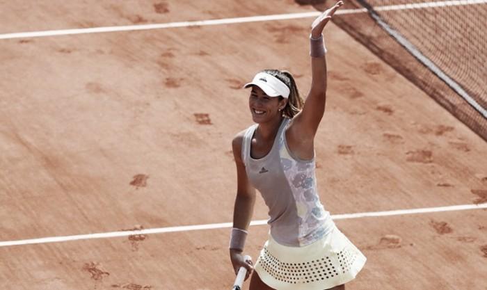 Garbiñe Muguruza supera australiana Sam Stosur e vai à final de Roland Garros