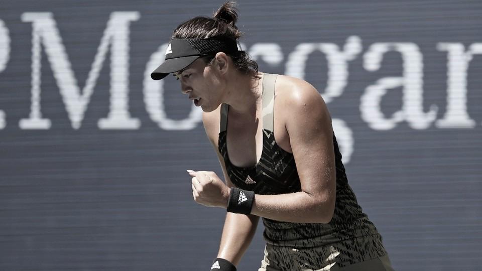 Muguruza bate atual vice-campeã Azarenka e segue para encarar Krejcikova no US Open