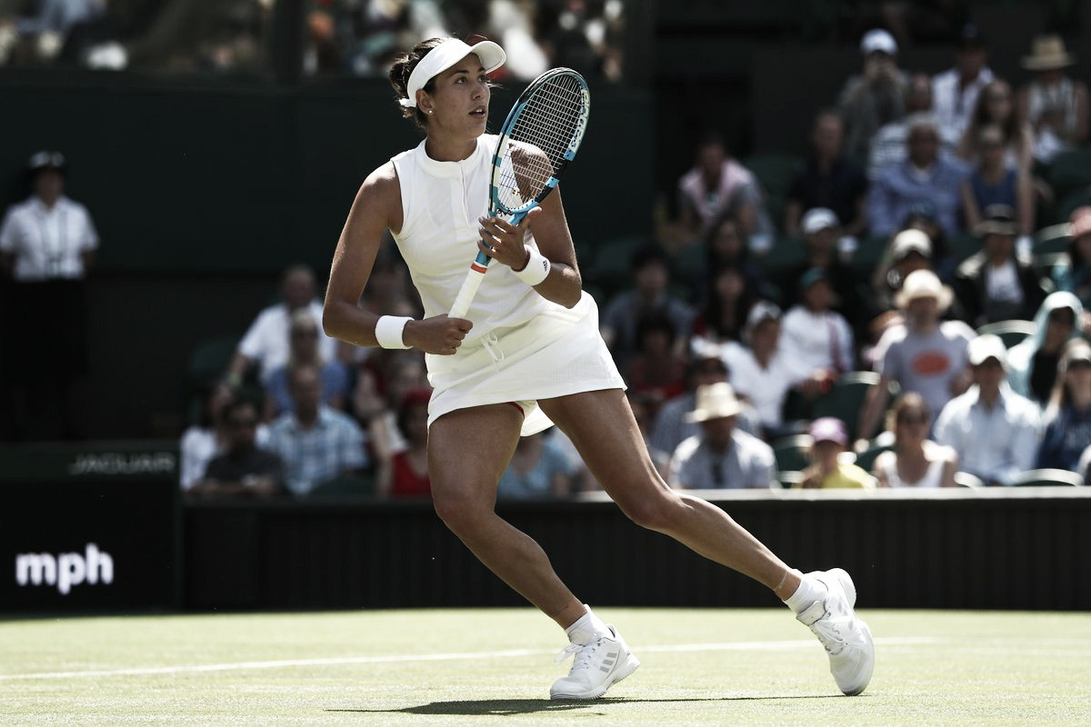 """Muguruza afasta pressão por bicampeonato em Wimbledon: """"Estou pensando em curtir mais"""""""