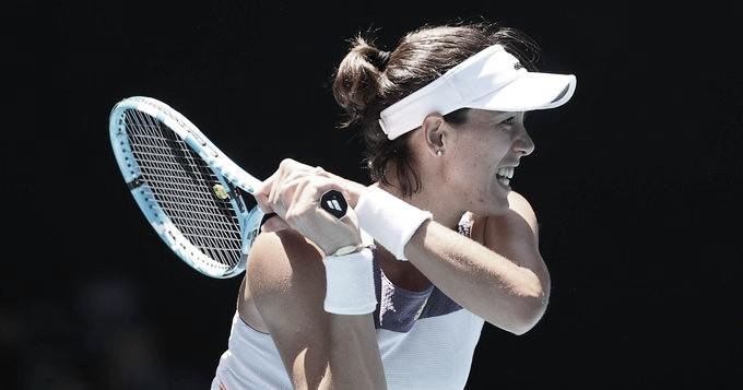 Muguruza supera Pavlyuchenkova e chega pela primeira vez às semifinais em Melbourne