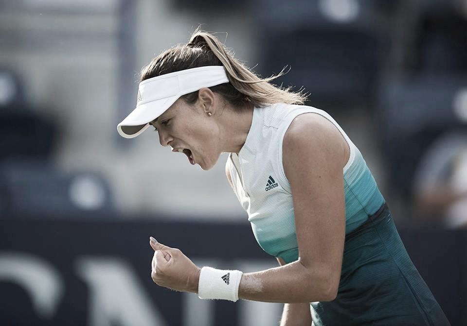 Atual campeã, Muguruza bate Rybarikova com tranquilidade e volta à final em Monterrey