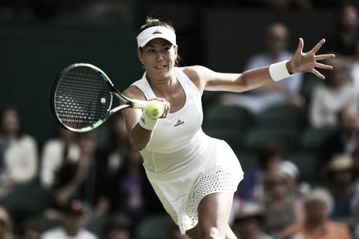 Campeã de Roland Garros, Muguruza é eliminada de Wimbledon por Cepelova