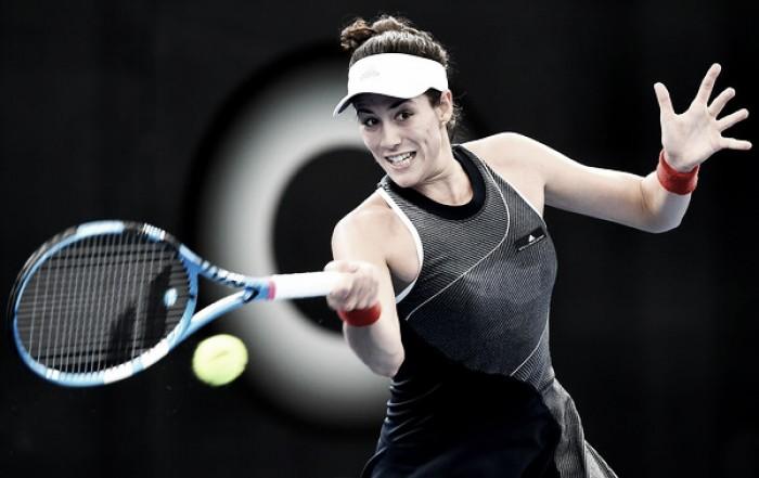 Garbiñe Muguruza recibe una wildcard para el WTA de Sydney