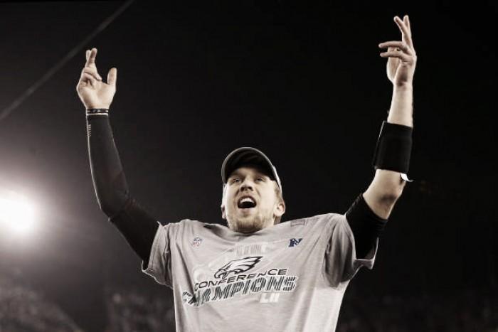Após temporadas irregulares, Nick Foles pode levar os Eagles ao título?