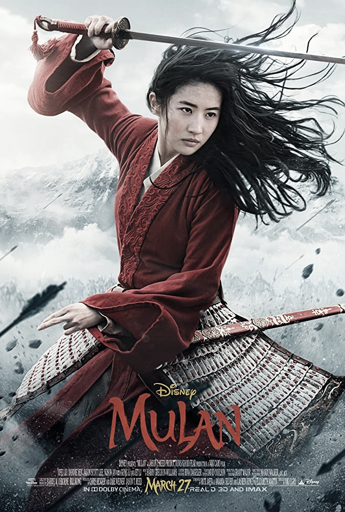 Mulan se estrenará en Disney+