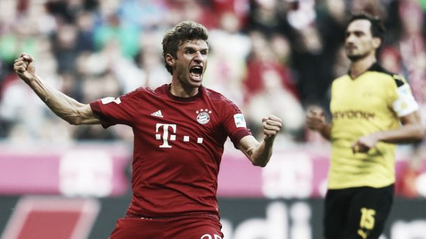 Bayern issue warning over Manchester United target Müller