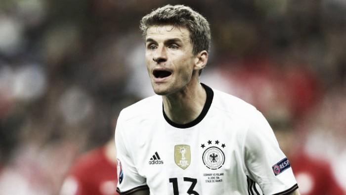 #Euro2016 - Germania, Müller: