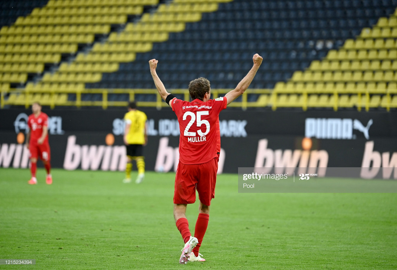 The Warm Down: Der Klassiker victory puts Bayern in pole position for eighth consecutive Bundesliga crown
