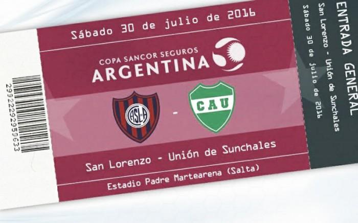 San Lorenzo - Unión de Sunchales: Por un lugar en la siguiente fase