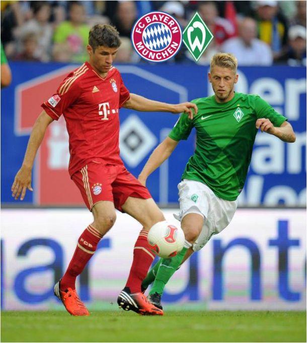 Live Bayern München - Werder Bremen, le match en direct