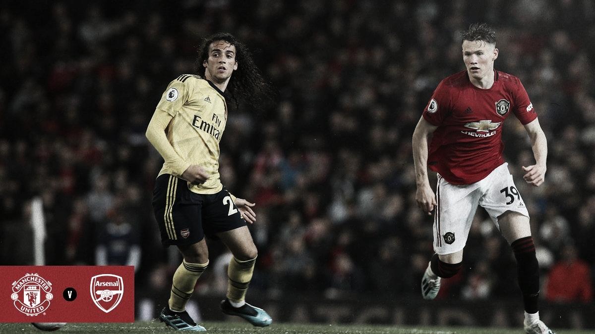 Manchester United e Arsenal ficam no empate e se distanciam dos líderes