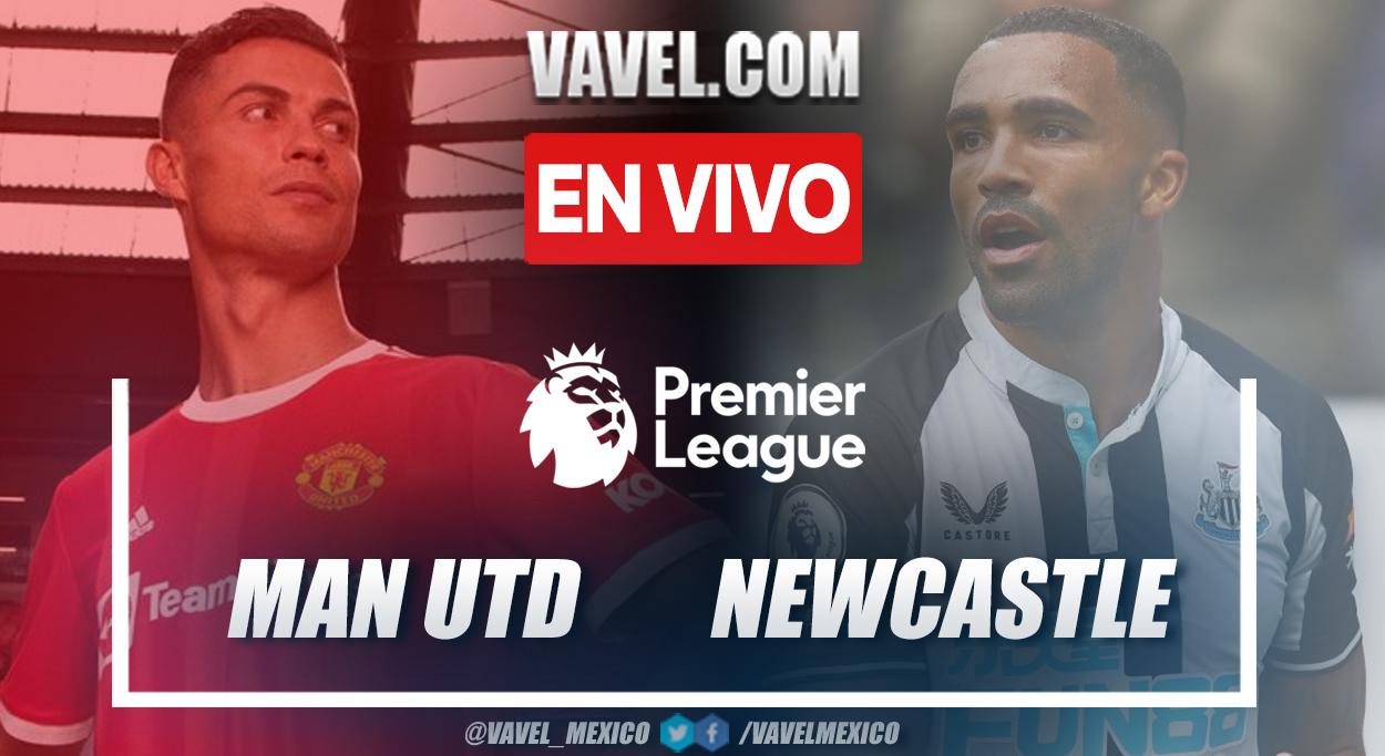 Resumen y goles: Manchester United 4-1 Newcastle en Premier League 2021-22