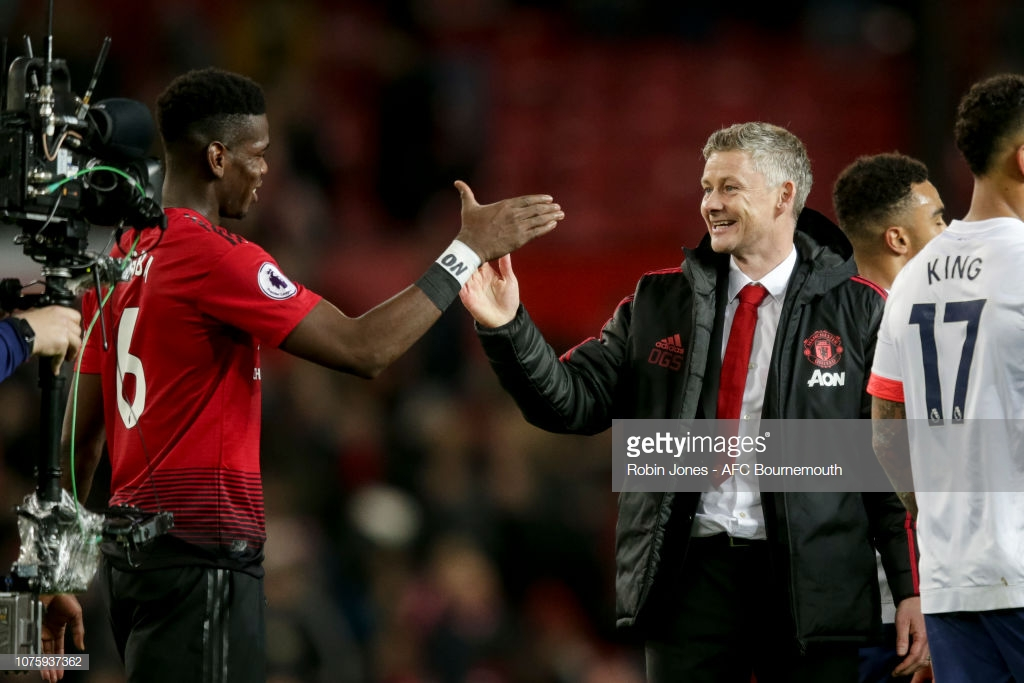 The Warm Down: Solskjaer's smile encourages United to perform with confidence