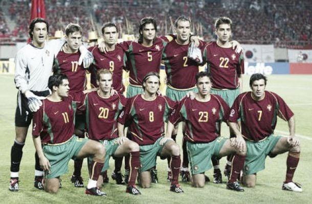 Portugal no Mundial: Japão/Coreia 2002