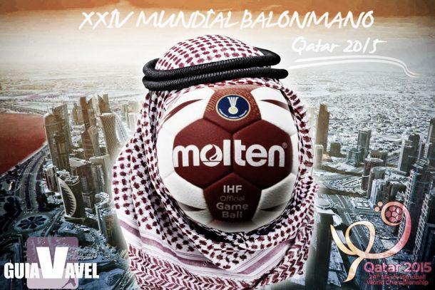Guía VAVEL del Mundial de Balonmano de Qatar 2015