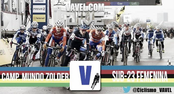 Campeonato del Mundo de Zolder 2016: prueba féminas sub23