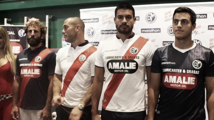 Deportivo Municipal presentó su camiseta 2016