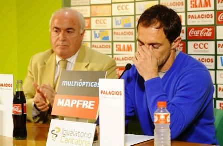 Pedro Munitis abandona el Racing
