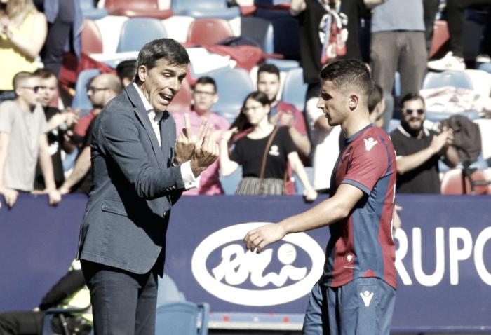 """Muñiz: """"El Atlético compite todos los partidos desde el minuto uno al noventa a un ritmo muy alto"""""""